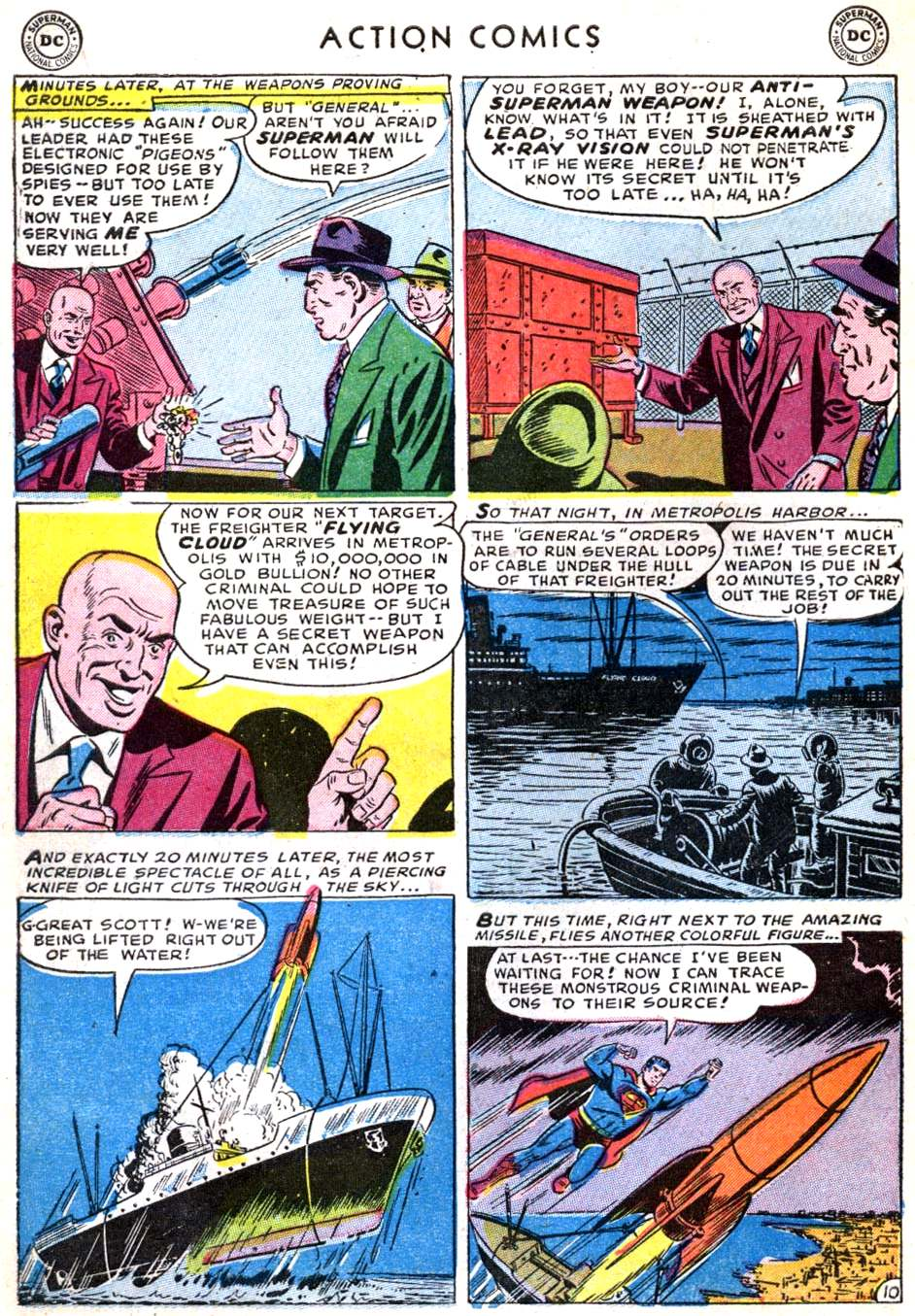 Read online Action Comics (1938) comic -  Issue #177 - 12