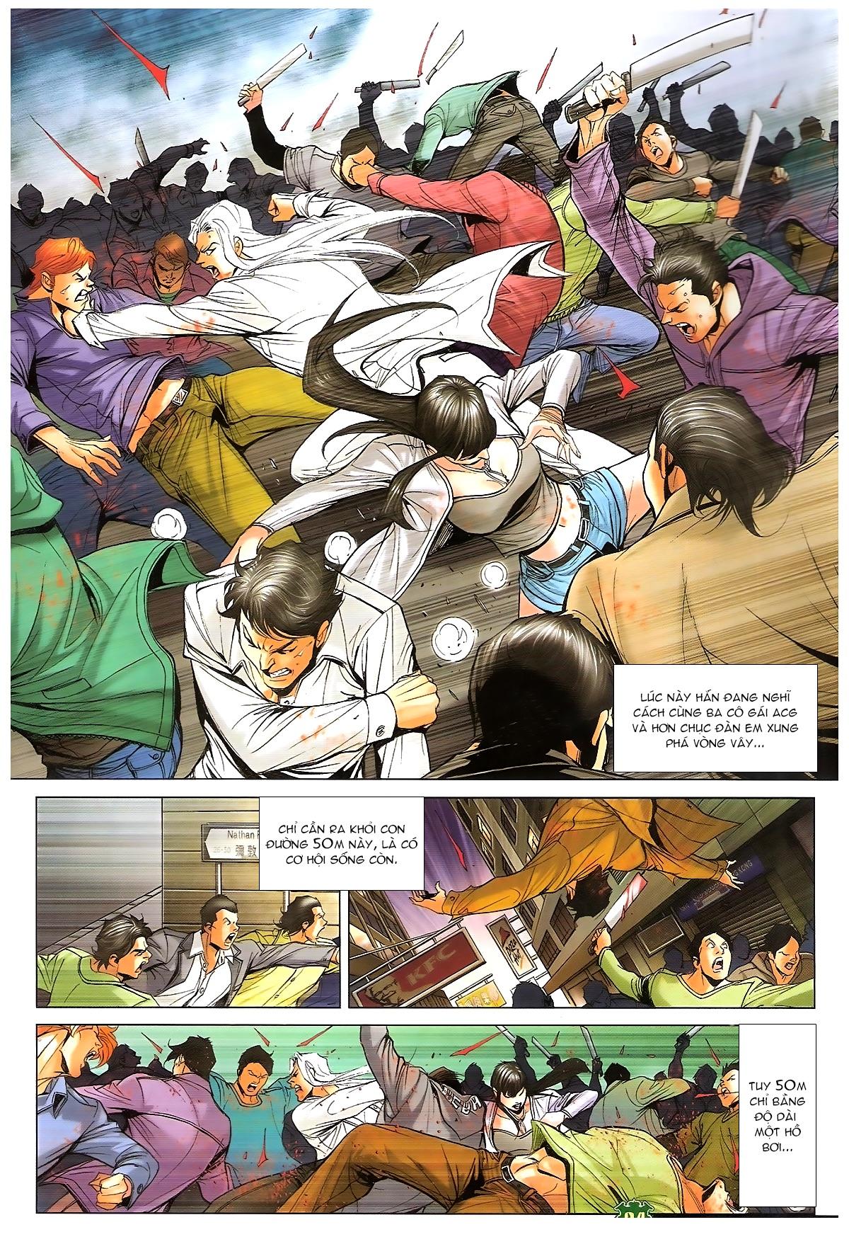 Người Trong Giang Hồ - Ngũ Hổ qui thiên - Chapter 1698: Tận địa nhất bảo - Pic 3