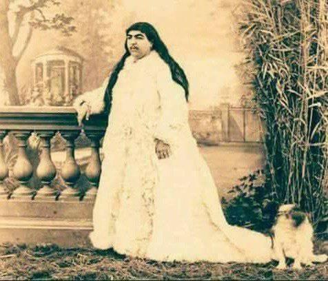 Η Ιρακινή πριγκίπισσα Ανίς