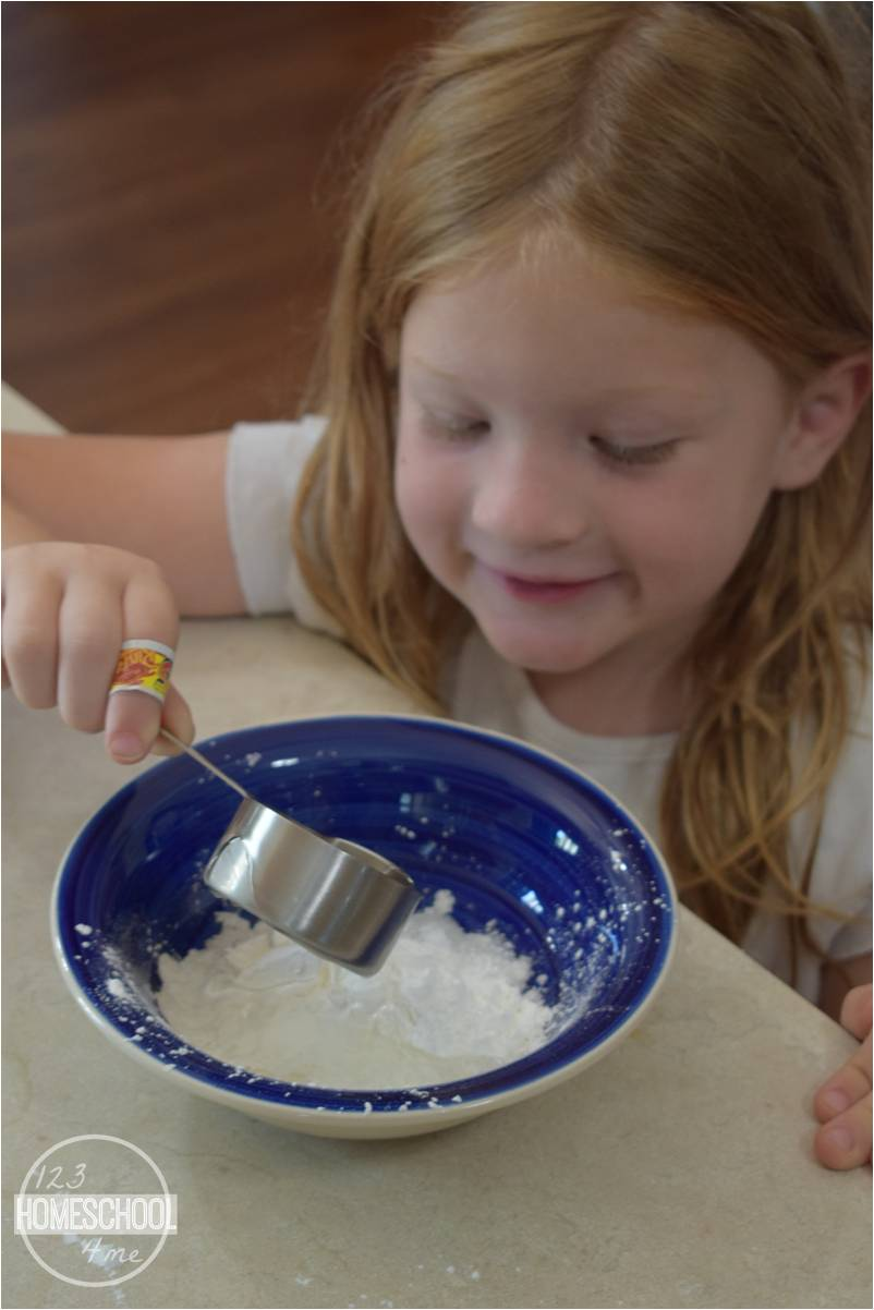 how to make slime with dish soap and glue recipe