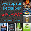 Pixie Dust Book Reviews: Dystopian December