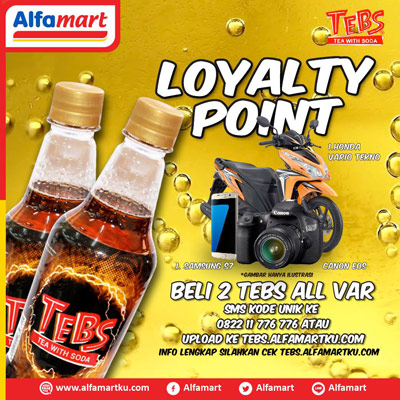Loyalty Point Tebs – Alfamart