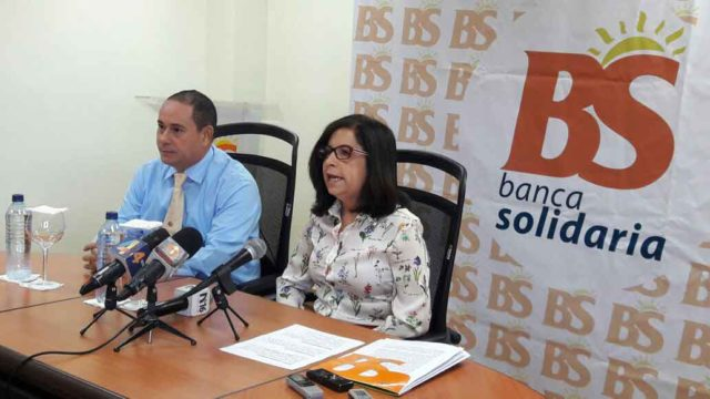 Banca Solidaria otorgó préstamos por más de RD$5 mil MM este 2017