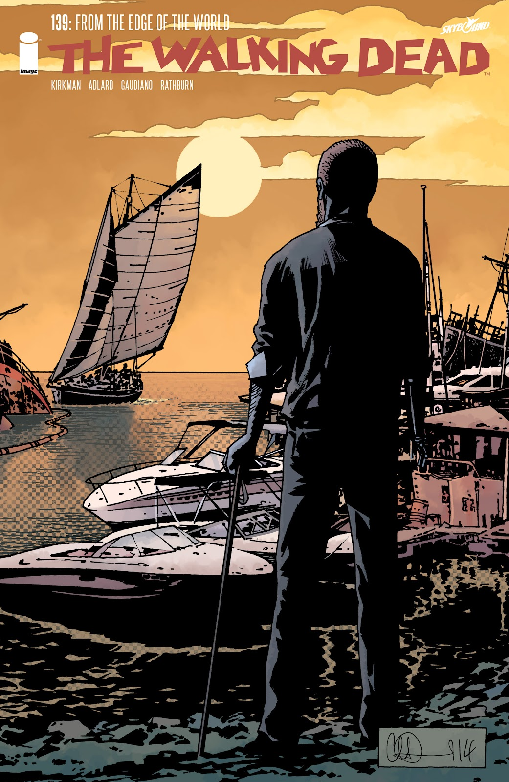 The Walking Dead issue 139 - Page 1