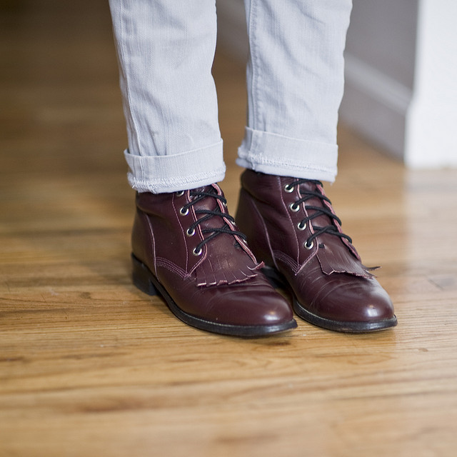Justin Vintage Collection Boots 55
