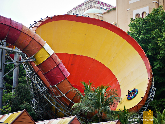 Sunway Resort Water Park Vuvuzela
