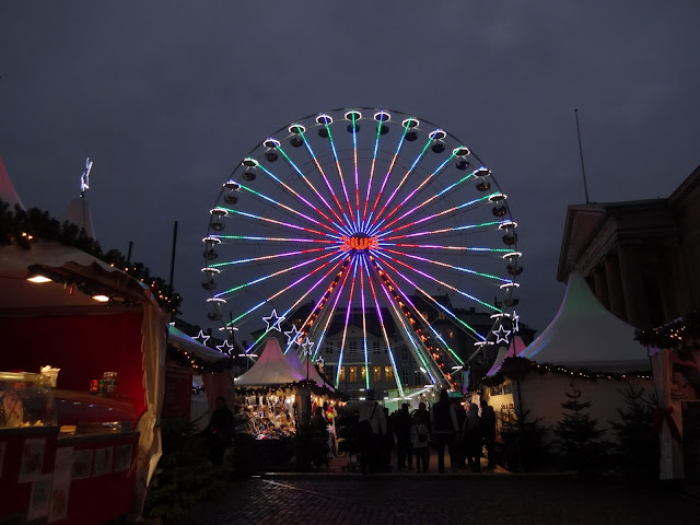 Ferris Wheel in Copenhagen