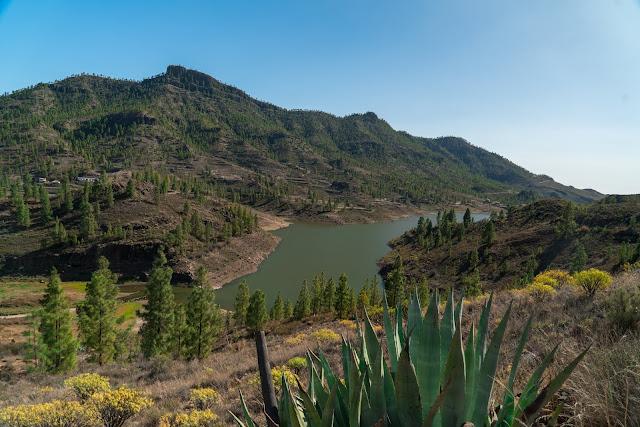 Die Top 30 Fotospots auf Gran Canaria  Strand, Natur und Sehenswürdigkeiten Gran-Canaria  Die besten Spots Gran Canaria - Presa de Chira