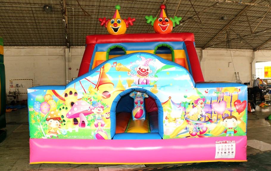 rumah balon | istana balon | balon loncat 46