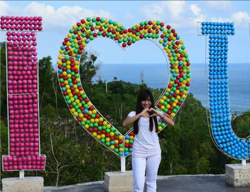 View Instagramable Wisata Alam Gunung Beluk GunungkidulIG @silvia7villa