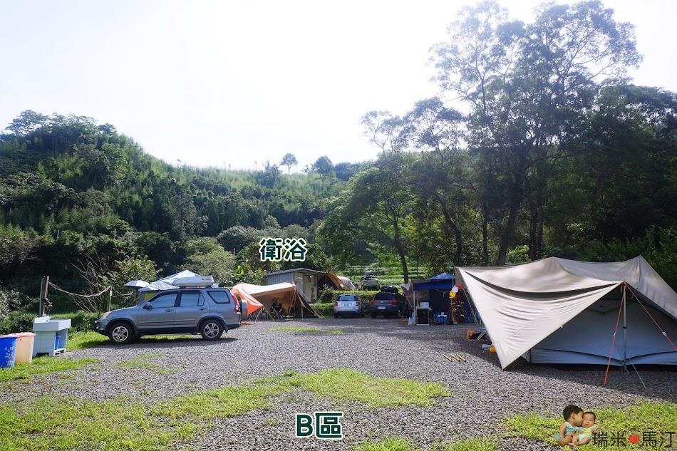 半山腰露營區