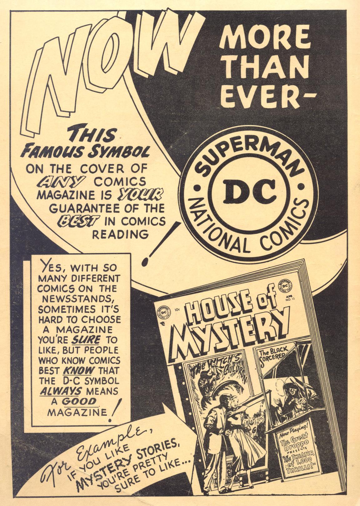 Read online Detective Comics (1937) comic -  Issue #194 - 2