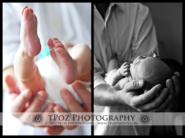 baltimore newborn baby photography