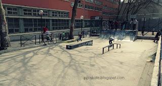 Skatepark Jemmapes 10e
