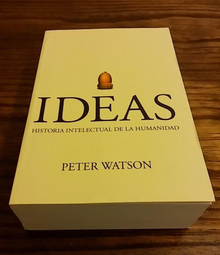 Resultado de imagen de El Libro Ideas de Peter Watson