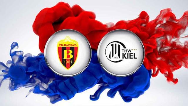 Handball CL: Viertelfinalspiel Vardar Skopje gegen THW Kiel Live auf Sky