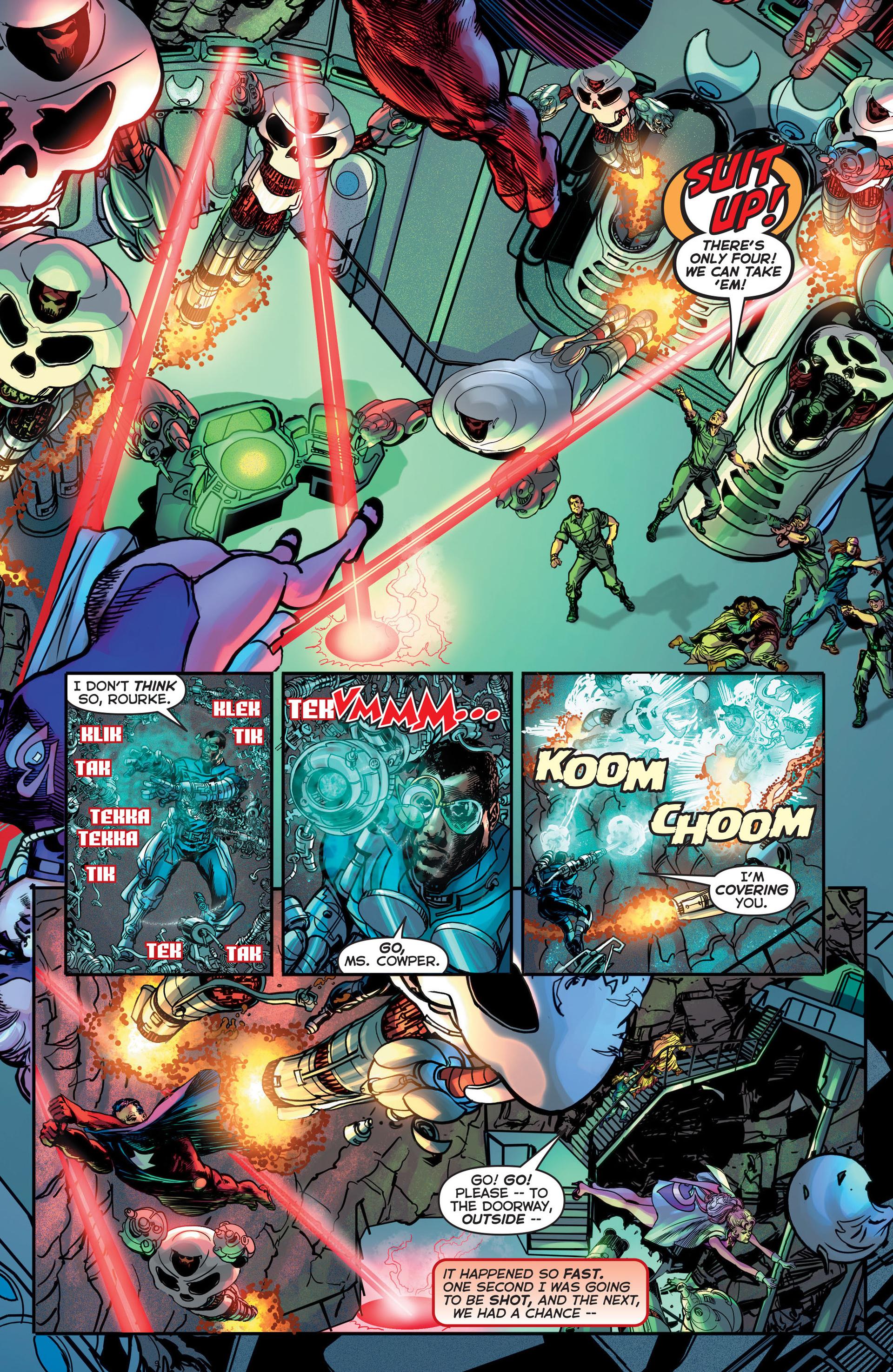 Read online Astro City comic -  Issue #3 - 19
