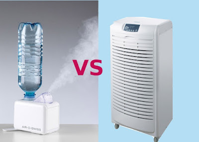 humidifier or dehumidifier
