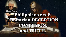 Philippians 2:7, Trinitarian DECEPTION and CONFUSION, and TRUTH.