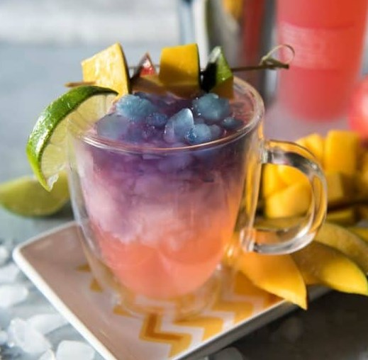 THE MAUI MOSCOW MULE #drink #vodka