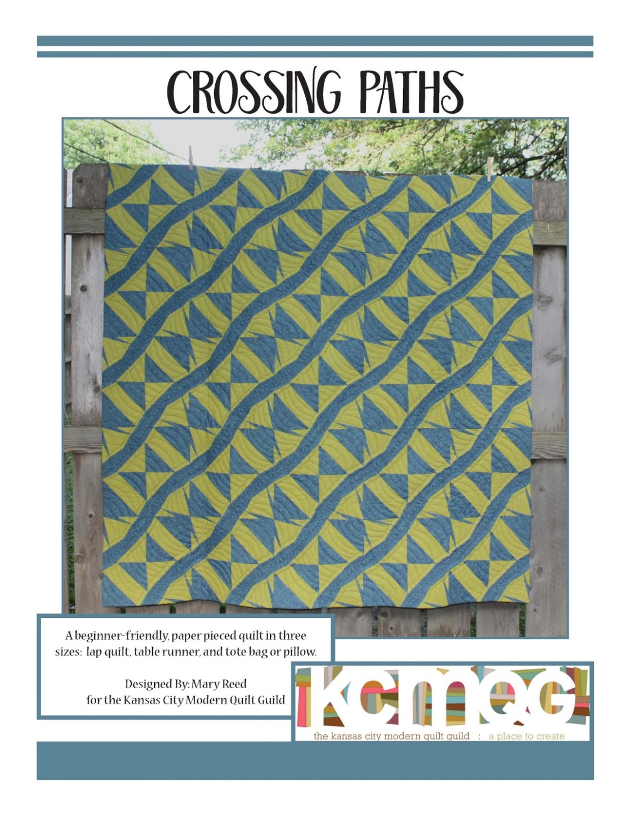 Crossing Paths Pattern Now Available! Click for purchasing info.