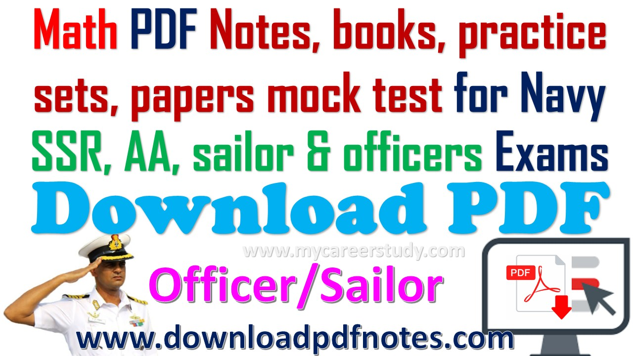 Indian Navy Aa/ssr Model Question Papers Pdf