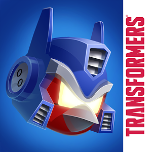 Angry Birds Transformers APk Mod v1.13.2 (Mod Money)