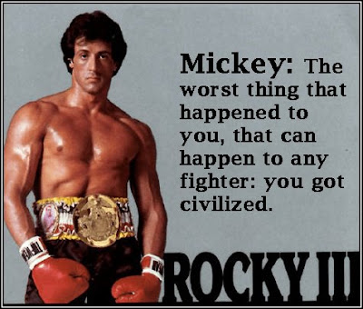 rocky 3 movie quotes, escapematter