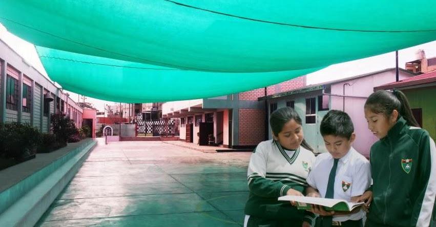 Patios de colegios de provincia de Cusco contarán con cobertura a control remoto
