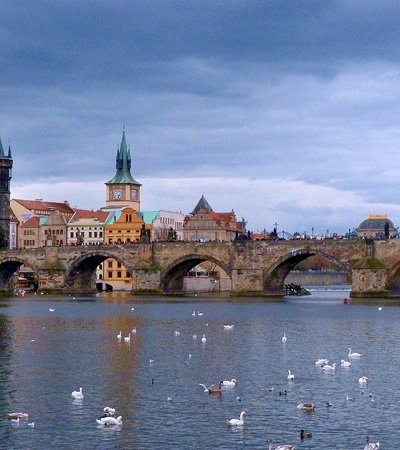 Family City Break in Prague