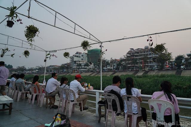 Croisière sur le Mékong - Phnom Penh - Cambodge