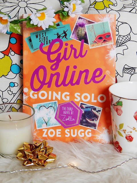 Girl Online: Going Solo No Spoiler Book Review | sprinkledpages