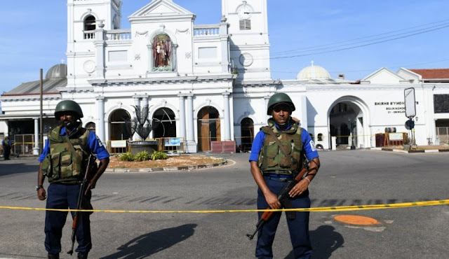 This is why no one expected ISIS attack in Sri Lanka - rictasblog