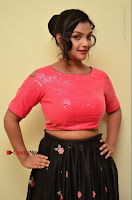 Telugu Actress Mahi Stills at Box Movie Audio Launch  0027.JPG