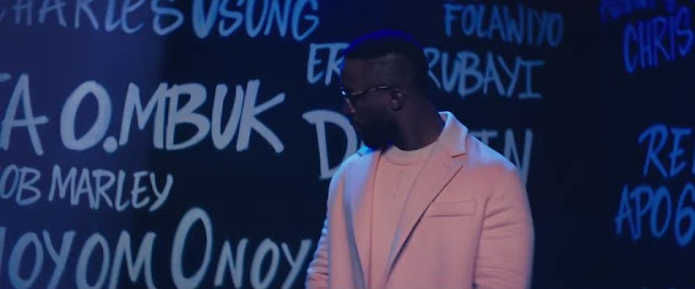 Iyanya Ft Ladipoe - Not Forgotten Video