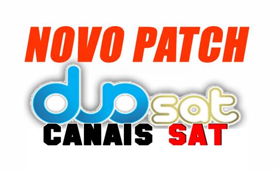 Duosat Nova Atualização Patch Parametros SKS 107w - 11/10/2018