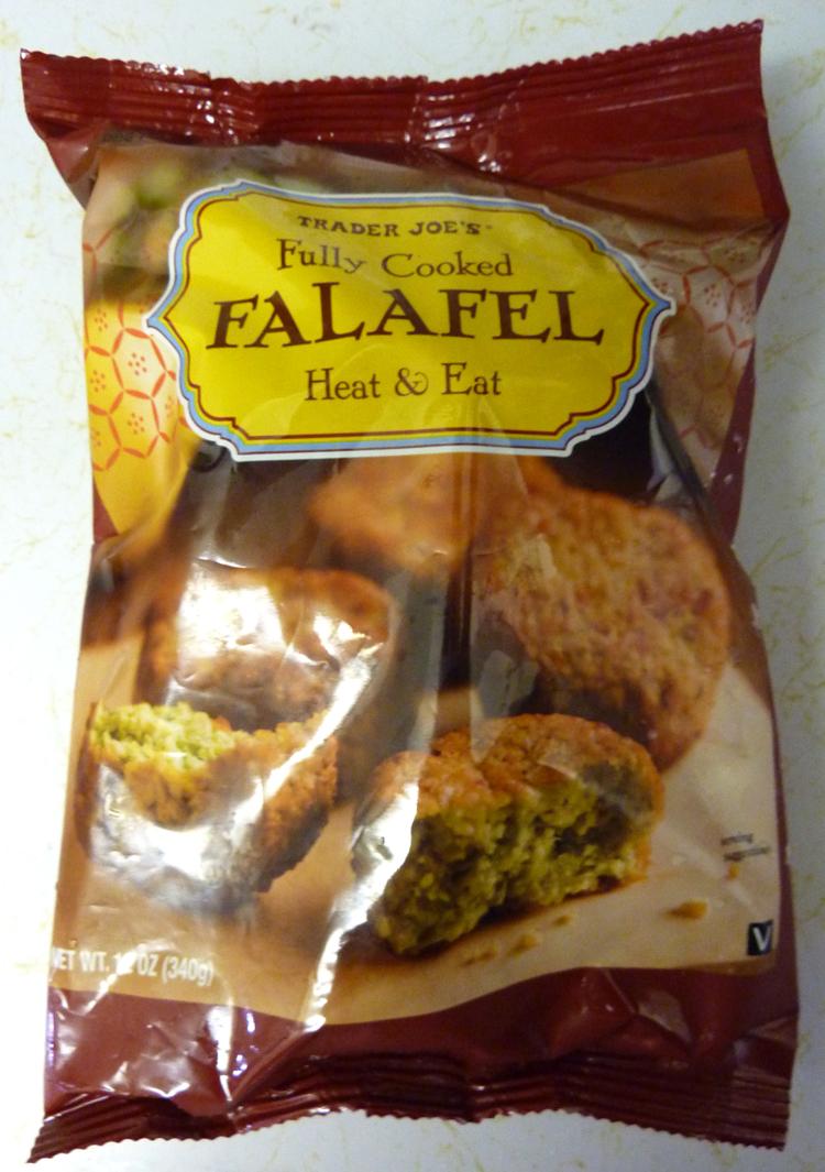 What S Good At Trader Joe S Trader Joe S Heat Amp Eat Falafel