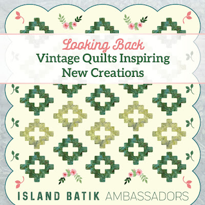 Island Batik Ambassador April challenge