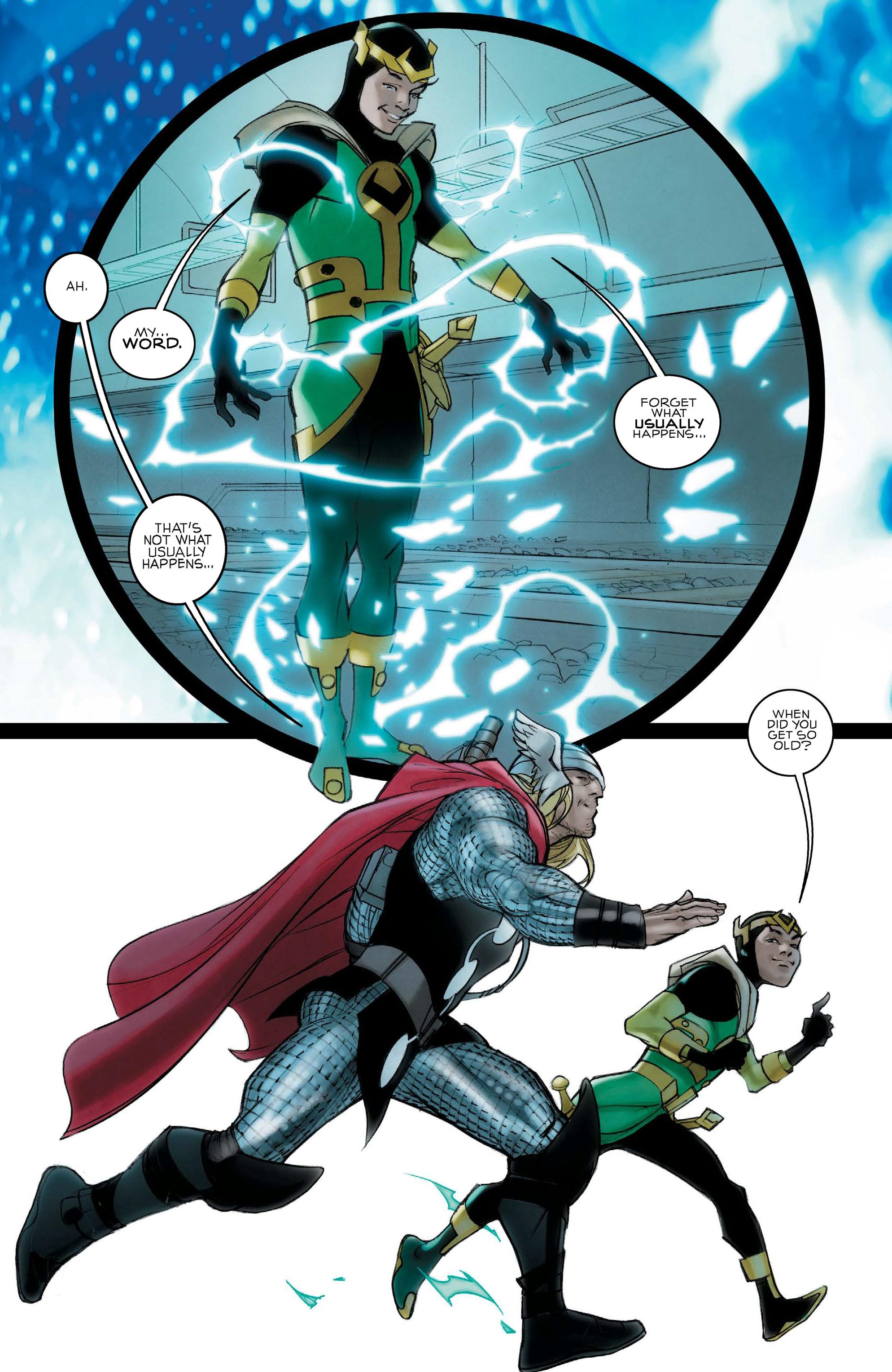 Thor (2007) Issue #617 #30 - English 17