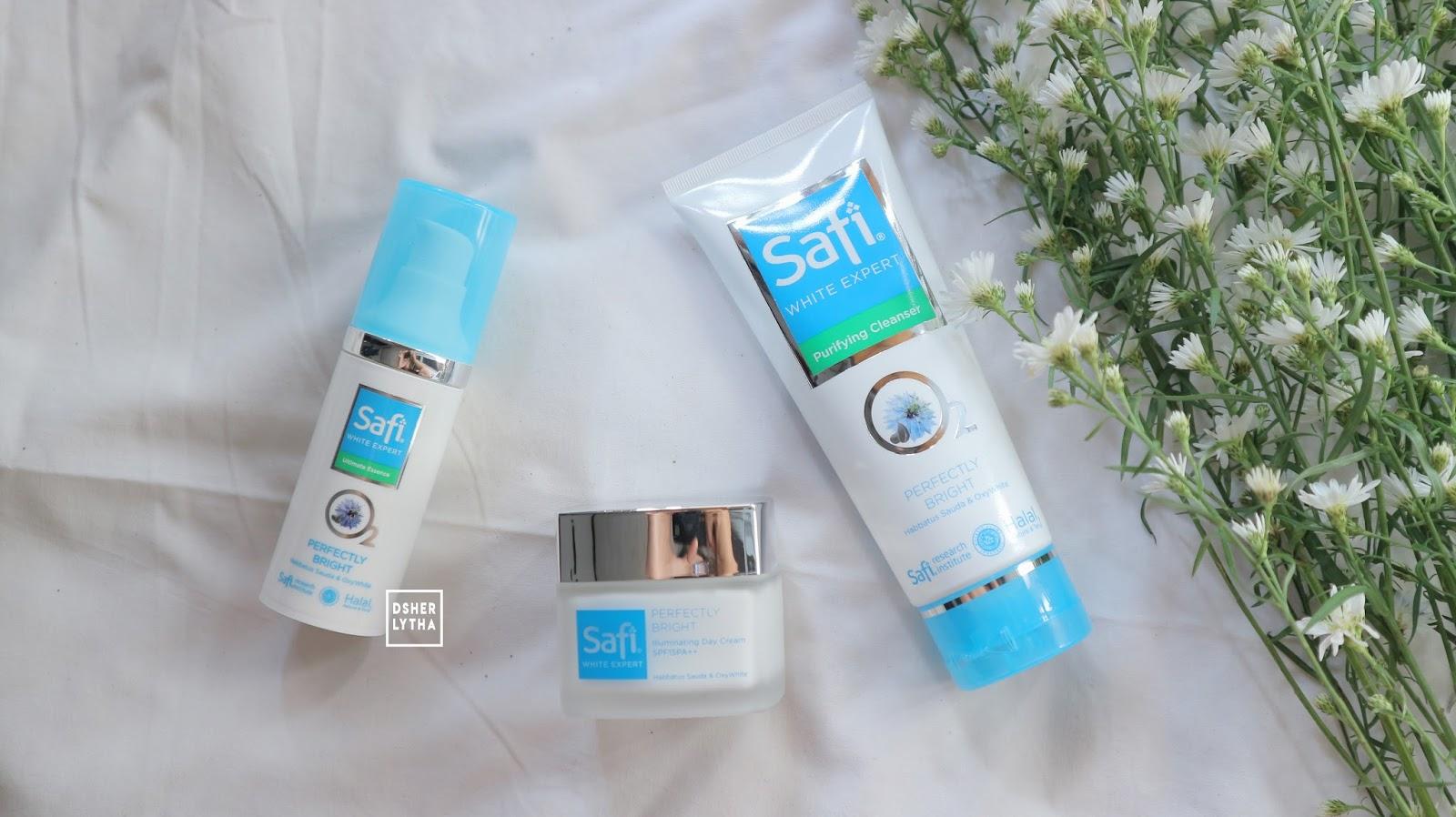 Beauty And Lifestyle Experience Safi Skin Care Halal Natural Dan Teruji