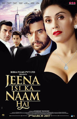 Jeena Isi Ka Naam Hai 2017 Hindi pDVDrip 500mb