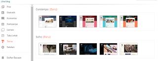 Review Template  Blogspot terbaru
