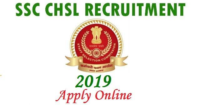 SSC CHSL Recruitment: The Staff Selection Commission (SSC) is an autonomous organization that conducts several exams every year for the recruitment of various posts in various departments, offices, and ministries of Government of India. SSC CHSL Tier 1 exams to commence from 1st July to 26th July 2019. SSC CHSL (Combined Higher Secondary Level) is one such exam. SSC CHSL exam is conducted for the recruitment of Postal Assistants (PA) / Sorting Assistants (SA), Court Clerks, Lower Division Clerks (LDC), Data Entry Operators (DEO), etc ssc-chsl-recruitment-2019-online-registration  .