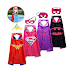 Amazon: $11.69 (Reg. $17.99) Superhero Capes & Masks, Set of 4!