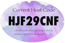 Shop online with me & I'll send you a gift when you use this Host code HJF29CNF