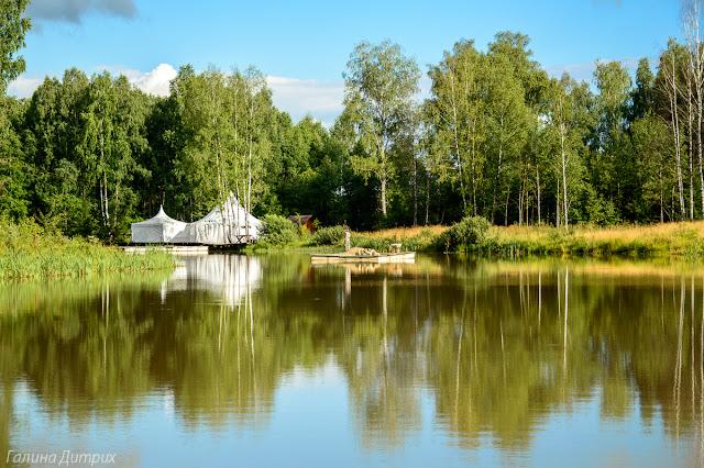 Путешествия: Озеро Этномир