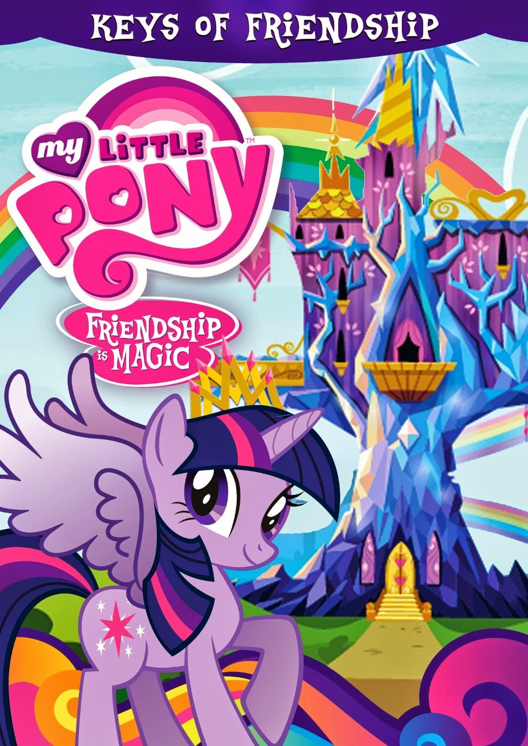 - My Little Pony Equestria Girls: Friendship Games Releasing October