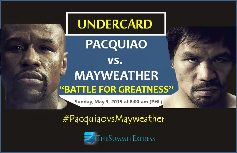 Pacquiao vs. Mayweather Undercard: Live Results, Round Per Round Highlights