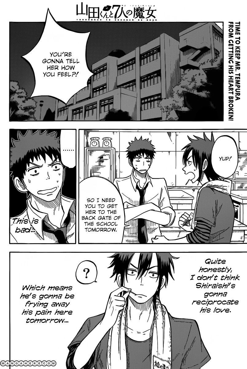 Yamada-kun to 7-nin no Majo 38