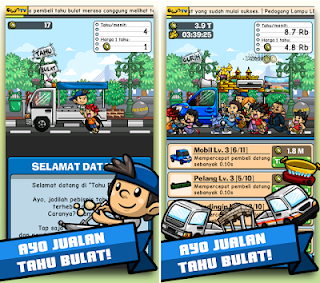 Download Tahu Bulat Mod Apk v3.5.3 (Unlimited Money)